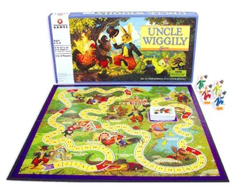 uncle wiggily board game - 2