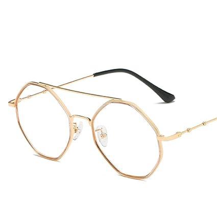 Wanlianer Gafas de Lectura de computadora Gafas de sombreado LUE, Marco antirreflejos, Dolor de