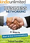 Business Networking: 31 Ways to Start...