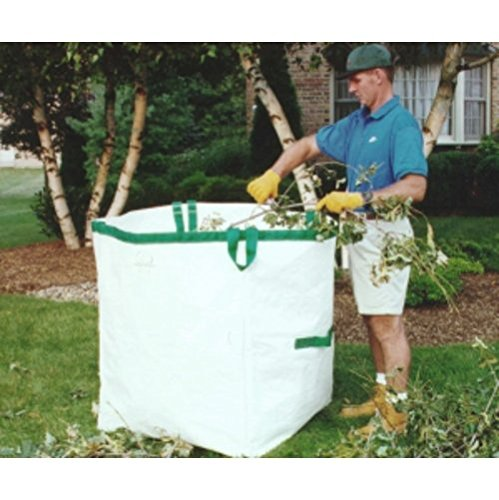 Lawn Bagg 21.5-cubic-foot Capacity (161 Gallons), 32.5 x 32.5 x 35-inches (Double Bottom) by Product Factory