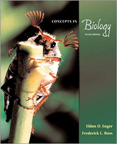 Book Concepts in Biology