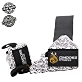 Product review for Wrist Wraps by DMoose Fitness (Fitness (White), 12 Inches)