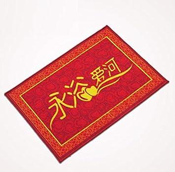 RYP Lavable Home Carpetcarpetwedding Colchones Colchón Mats Mats, Sedoso Suave y Fluffy, Fácil de Limpiar Suciedad, Rectangular Carpet: Amazon.es: Deportes ...