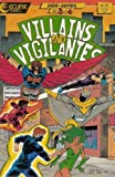 #2: Villains & Vigilantes #3 VF/NM ; Eclipse comic book