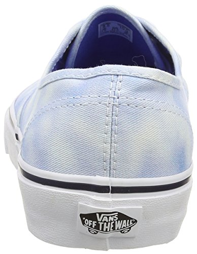 Vans - Authentic, Zapatillas Unisex adulto Azul (Tie Dye/Palace Blue)