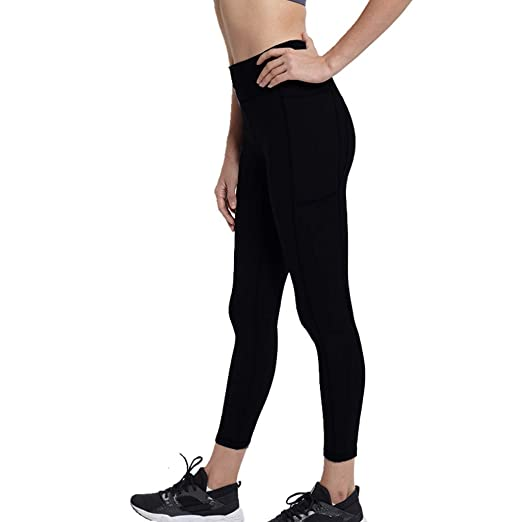 Amazon.com: Goddessvan 2019 Women Yoga Pants Carry Pockets ...