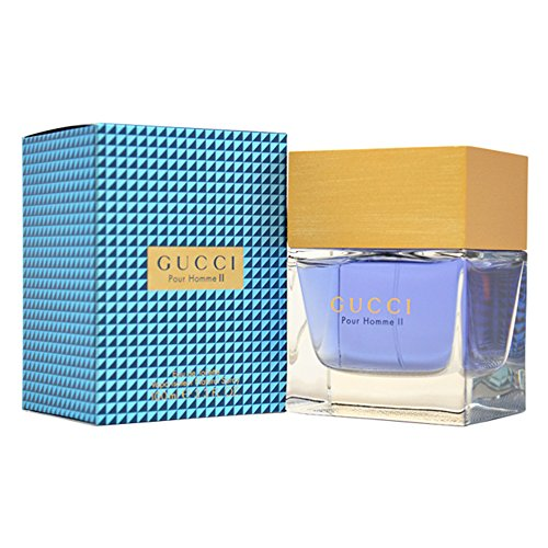 Gucci Pour Homme Ii By Gucci For Men. Eau De Toilette Spray...