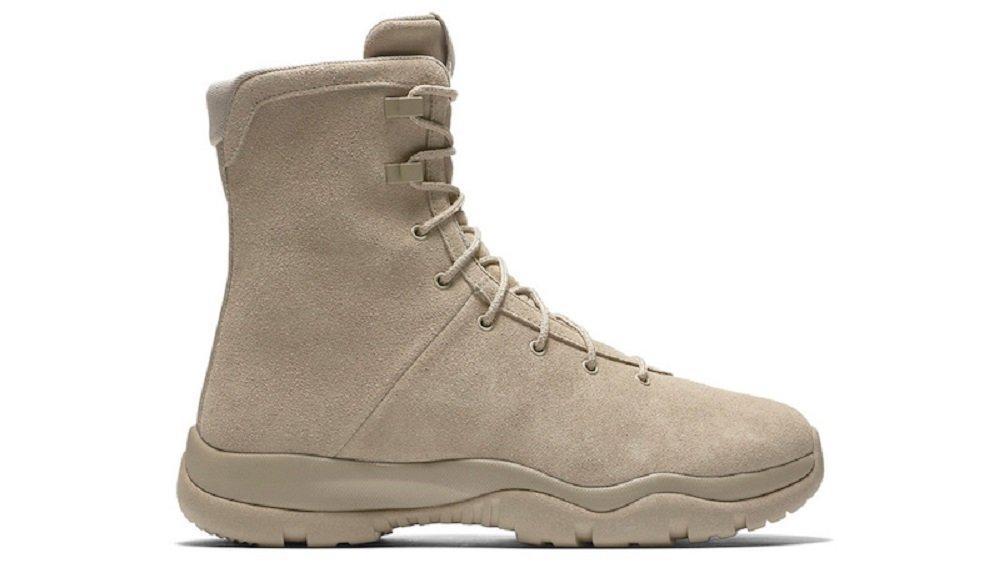 Nike Mens Jordan Future Boot EP Khaki Suede Size 11.5 by NIKE