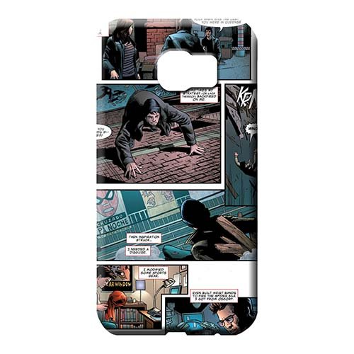 Skin Cases For Phone Protector Cases Spider Man and His Amazing Friends Phone Case Cover Samsung Galaxy S6 Edge