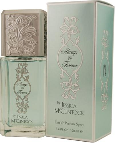 Jessica Mc Clintock Always & Forever by Jessica Mcclintock For Women. Eau De Parfum Spray 3.4-Ounces