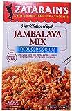 Zatarain's Jambalaya Mix - Reduced Sodium (3 Pack)