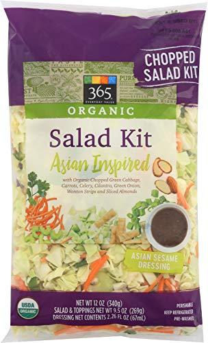 Packaged Salad Mixes