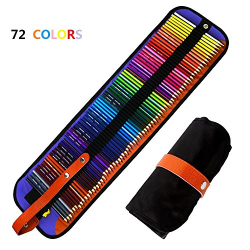 BicycleStore Colored Pencil Set Coloring Pencils Aritist Gra