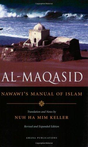 Al-Maqasid: Nawawi's Manual of Islam (English, Arabic and...