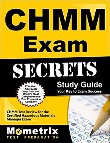 CHMM Exam Secrets Study Guide: CHMM Test Review for the Certified ...