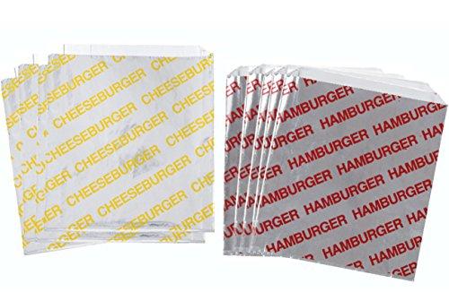 Outside Box Papers Hamburger Cheeseburger