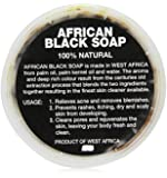 100% Pure African Black Liqiud Soap 8 oz