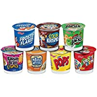 60-Pack Kellogg's Cereal Favorites Variety Pack