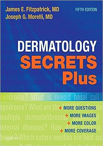 dermatology secrets plus e book kindle edition by james e