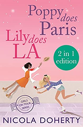 book cover of Poppy Does Paris / Lily Does LA