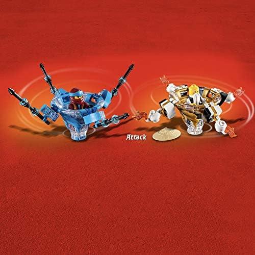 LEGO NINJAGO 70663 - Spinjitzu Nya & Wu