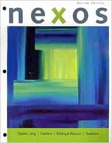 Nexos 2nd edition