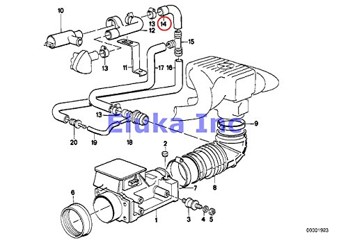 215931 P1130 P1135 Toyota also Bmw 318i air flow sensor in addition B005M4GC74 further  on genuine toyota m air flow sensor