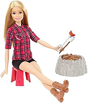 Barbie Sis Campfire Doll (Blonde)
