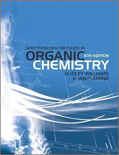 Spectroscopic Methods in Organic Chemistry: Amazon co uk: Dudley