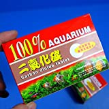 CO2 Tablet Carbon dioxide 36 tabs for aquarium Planted Diffuser water plant tank