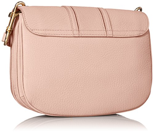 Leather Crossbody Hana Women��s Chloe Goatskin See Nude Medium By q14nZxY