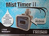 Mist Timer II - Times in Seconds, Greenhouse-Propagation Timer