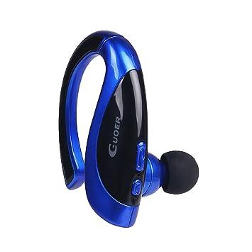 Portátil teléfono portátil Bluetooth cascos (Inglés voz), Faston reducción de ruido auriculares inalámbricos