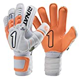 Uno Premier GK Spines (Finger Protection) (White/HiViz Orange, 4)
