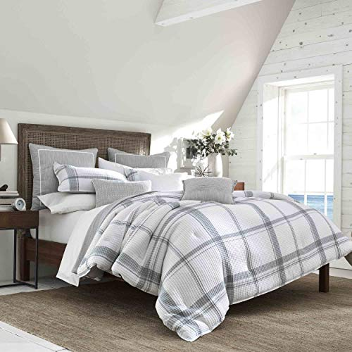 Nautica Bronwell Comforter Set, Full/Queen, Grey