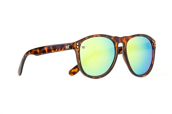 Gafas de sol Wolfnoir, BALTO, Caroise Yellow: Amazon.es ...