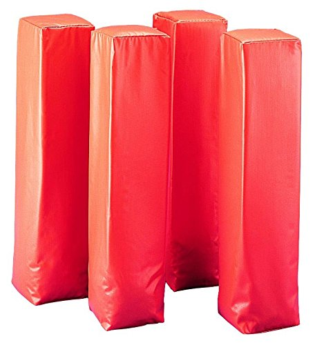Martin Sports Line & End Zone Pylon Markers, Set of 4