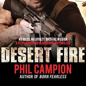 Desert Fire Audiobook
