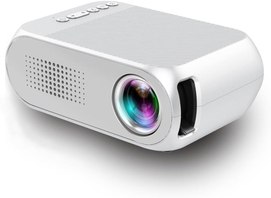 DAN&DLAM Proyector de Video LED, Multimedia Portátil Home Cinema Mini Proyector 1080P HD Soporte TV Laptop HD Player, Ldeal para Cine en Casa Entretenimiento Juegos Partes: Amazon.es: Deportes y aire libre