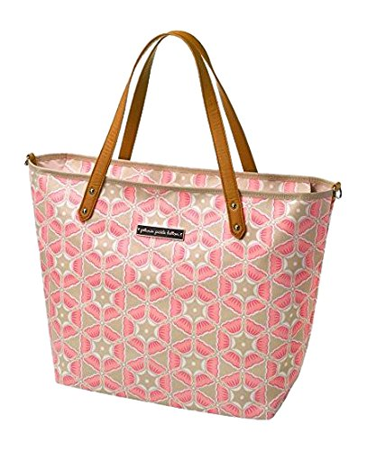 Petunia Pickle Bottom Downtown Tote Diaper Bag in Blooming Brixham, ()