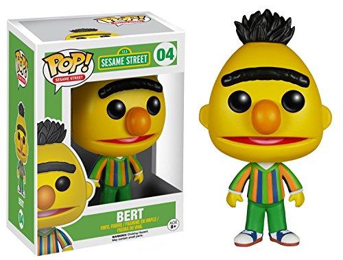 Funko POP TV: Sesame Street Bert Action Figure -