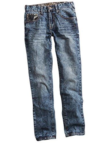 GUESS Kids Big Boy Contrast-Trim Jeans (8-20)