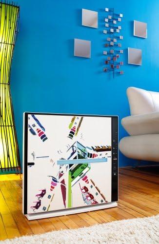 RabbitAir MinusA2 Artists Series SPA-700A (Cubre hasta 700 pies Cuadrados) ft. Purificador de Aire ultrasilencioso: Amazon.es: Hogar