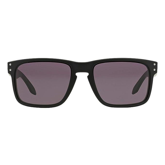 f5d7971b9e07e Oakley Mod. 9102 Sole, Gafas de Sol Unisex-Adulto, 910201, 55  Amazon.es   Ropa y accesorios