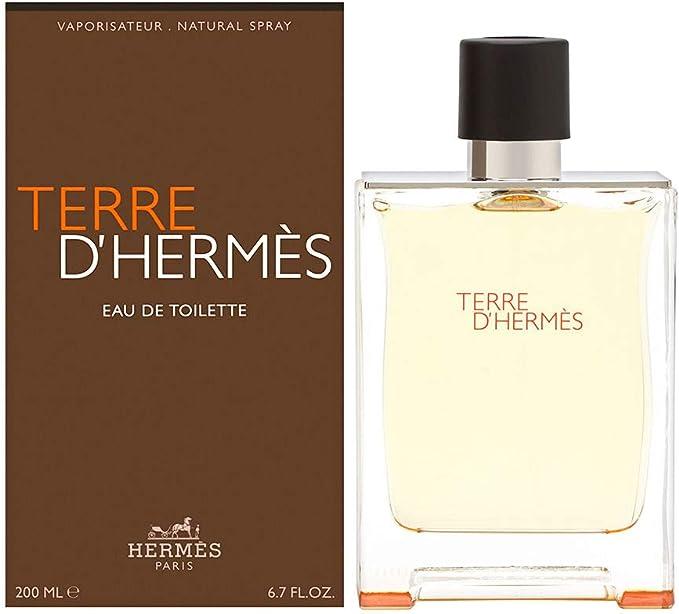 Hermes Terre D'Hermes Eau de Toilette, 200 ml