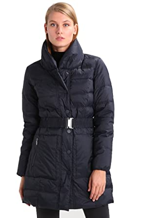 Moreamp; Damen Coat Mantel Farbe0375 Blue Dark Gr36 0O8wknPX