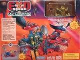 Exo Squad VESTA SPACE PORT BATTLESET w/Alec Deleon and phaeton Figure Mini Battle Play Set (1995 Playmates)