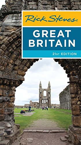 Rick Steves Great Britain cover