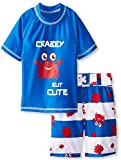 iXtreme Little Boys Toddler Crab Short Sleeve