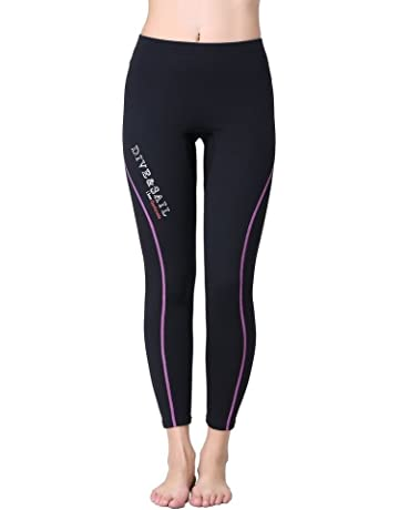 DIVE   SAIL Women s 1.5mm Neoprene Wetsuit Pants Diving Snorkeling Scuba  Surf Canoe Pants ee05bb1e1
